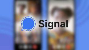 Signal é seguro?